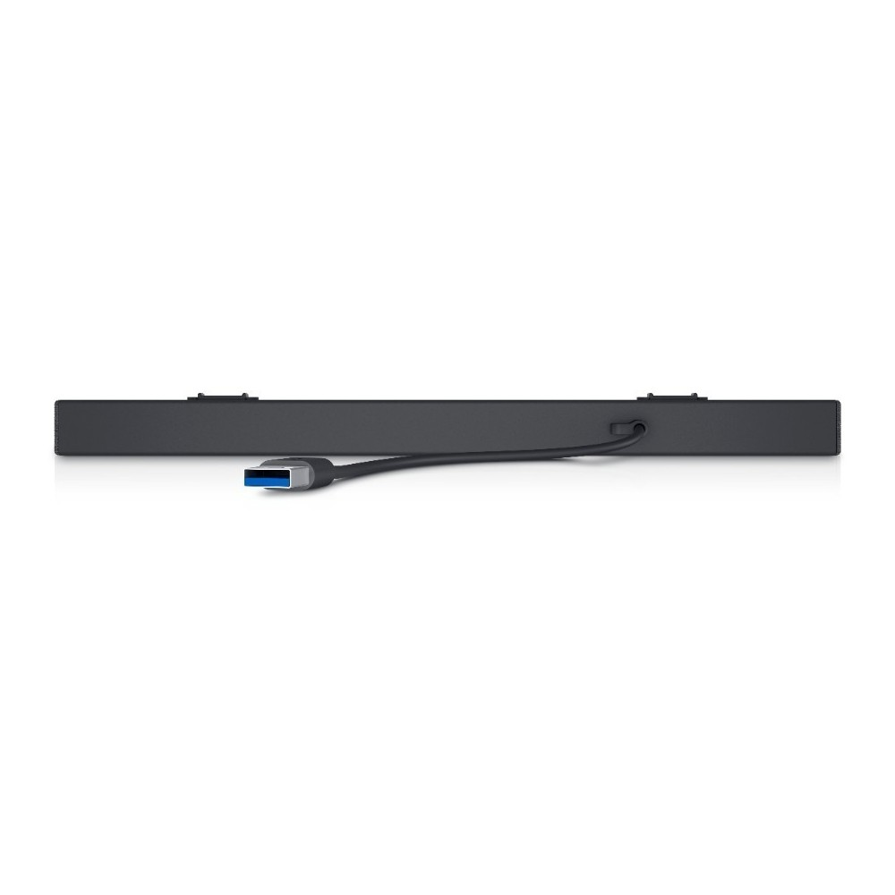 First slide photo of DELL Slim Soundbar SB521A for P3221D, P2721Q, U2421E