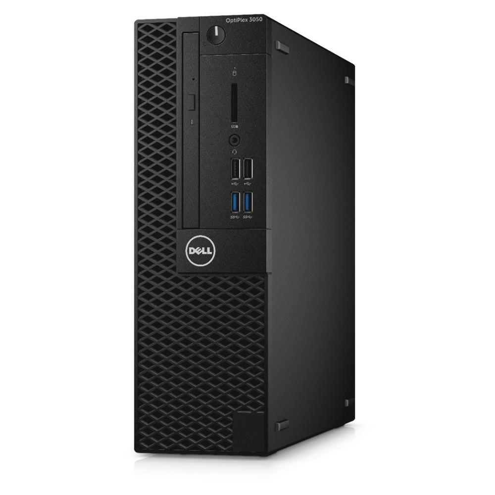 First slide photo of DELL PC Optiplex 3050 SFF/i3-7100/4GB/500GB HDD/HD Graphics 630/DVD-RW/Win 10 Pro/5Y NBD