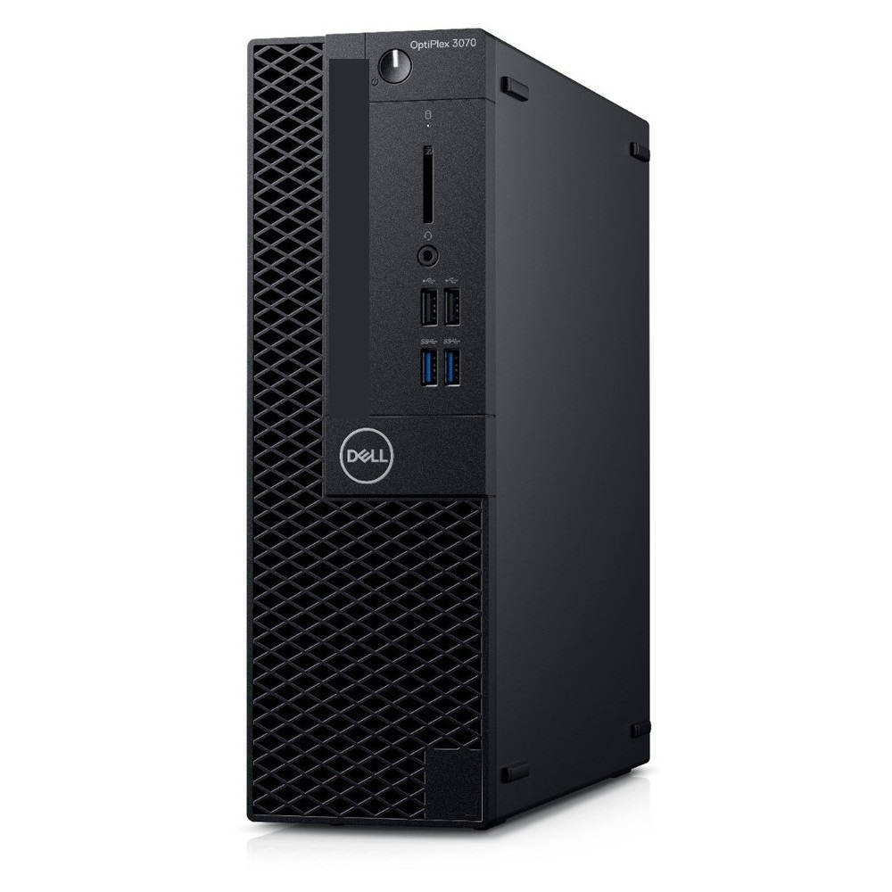 First slide photo of DELL PC OptiPlex 3070 SFF/i3-9100/8GB/1TB HDD/UHD Graphics 630/Win 10 Pro/5Y NBD