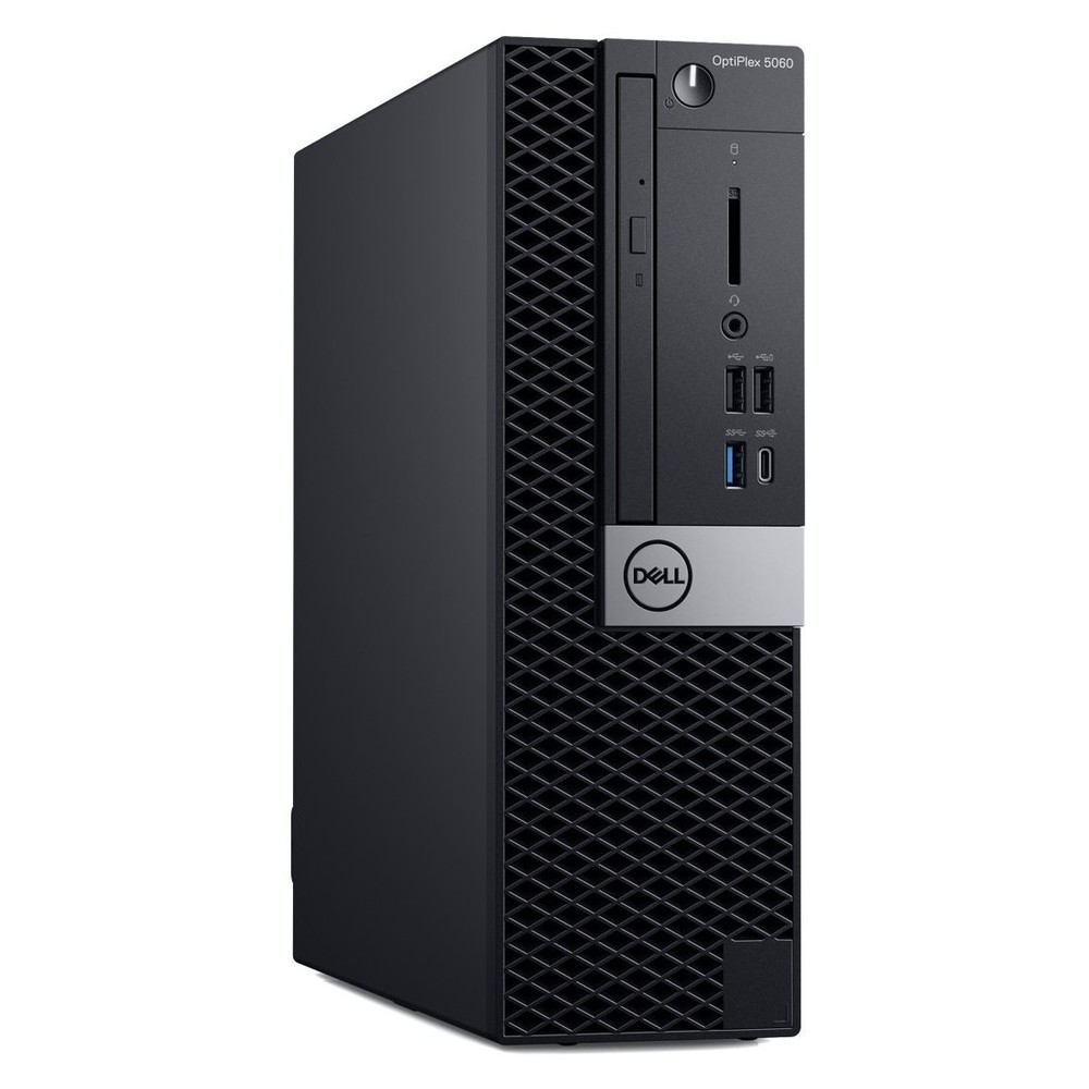 First slide photo of DELL PC Optiplex 5060 SFF/i7-8700/8GB/512GB SSD/UHD Graphics 630/DVD-RW/Win 10 Pro/5Y NBD