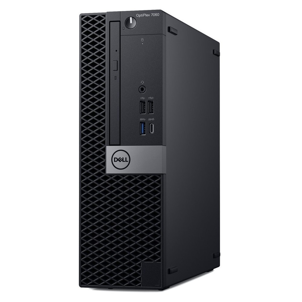 First slide photo of DELL PC Optiplex 7060 SFF/i7-8700/8GB/256GB SSD/UHD Graphics 630/DVD-RW/Win 10 Pro/5Y NBD