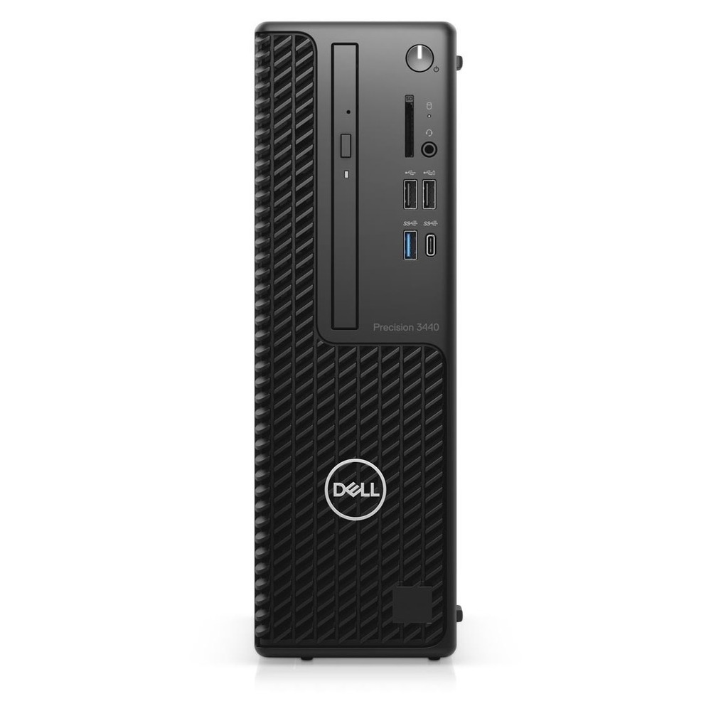 First slide photo of DELL Workstation PC Precision 3440 SFF/i7-10700/16GB/512GB SSD/Quadro P1000 4GB/DVD-RW/Win 10 Pro/3Y ProSpt