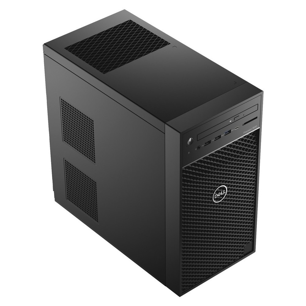 First slide photo of DELL Workstation PC Precision 3630 MT/E-2274G/16GB/512GB SSD/Quadro P2200 5GB/DVD-RW/Win 10 Pro/3Y ProSpt