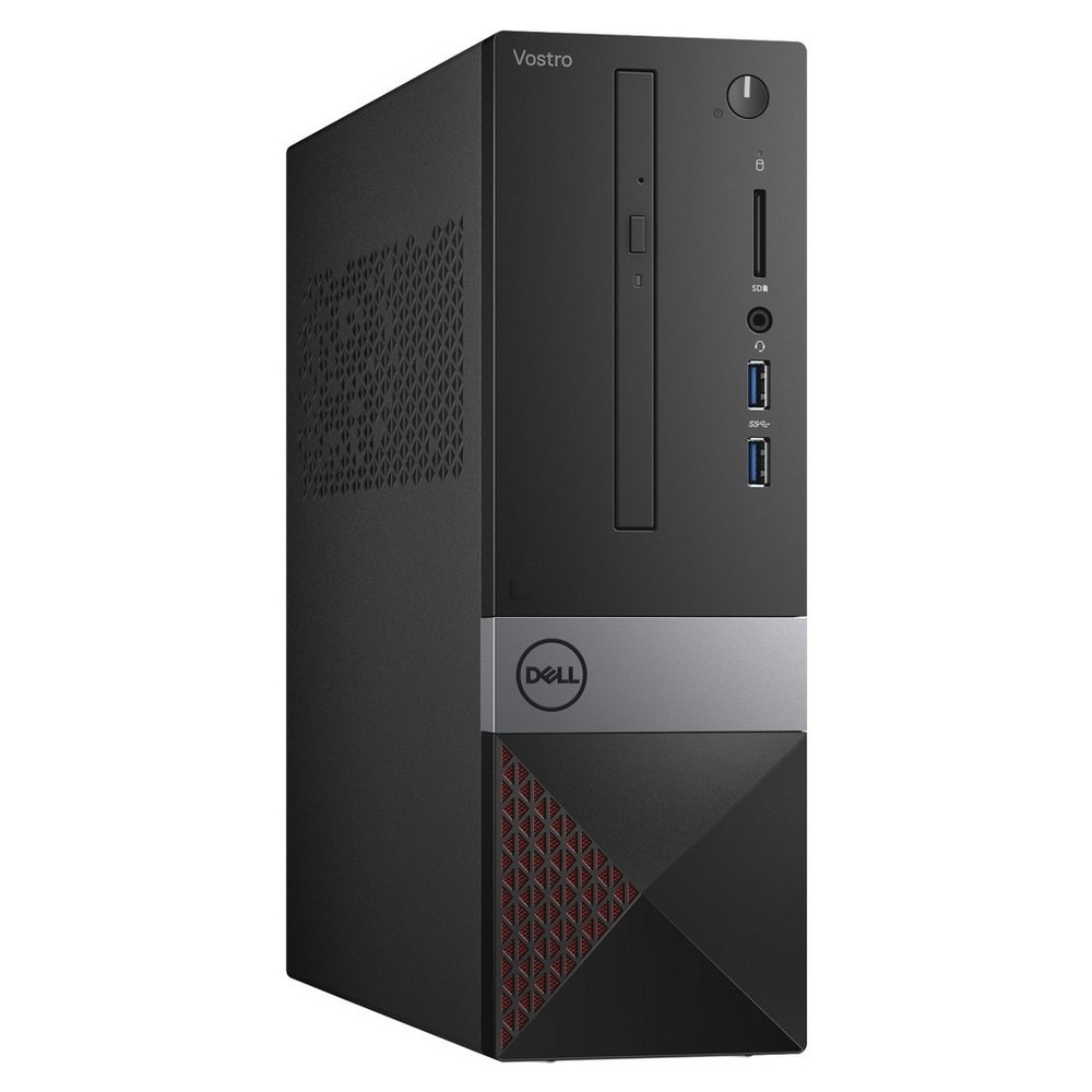 First slide photo of DELL PC Vostro 3470 SFF/i3-8100/4GB/1 TB/UHD Graphics 630/DVD-RW/Win 10 Pro/3Y NBD