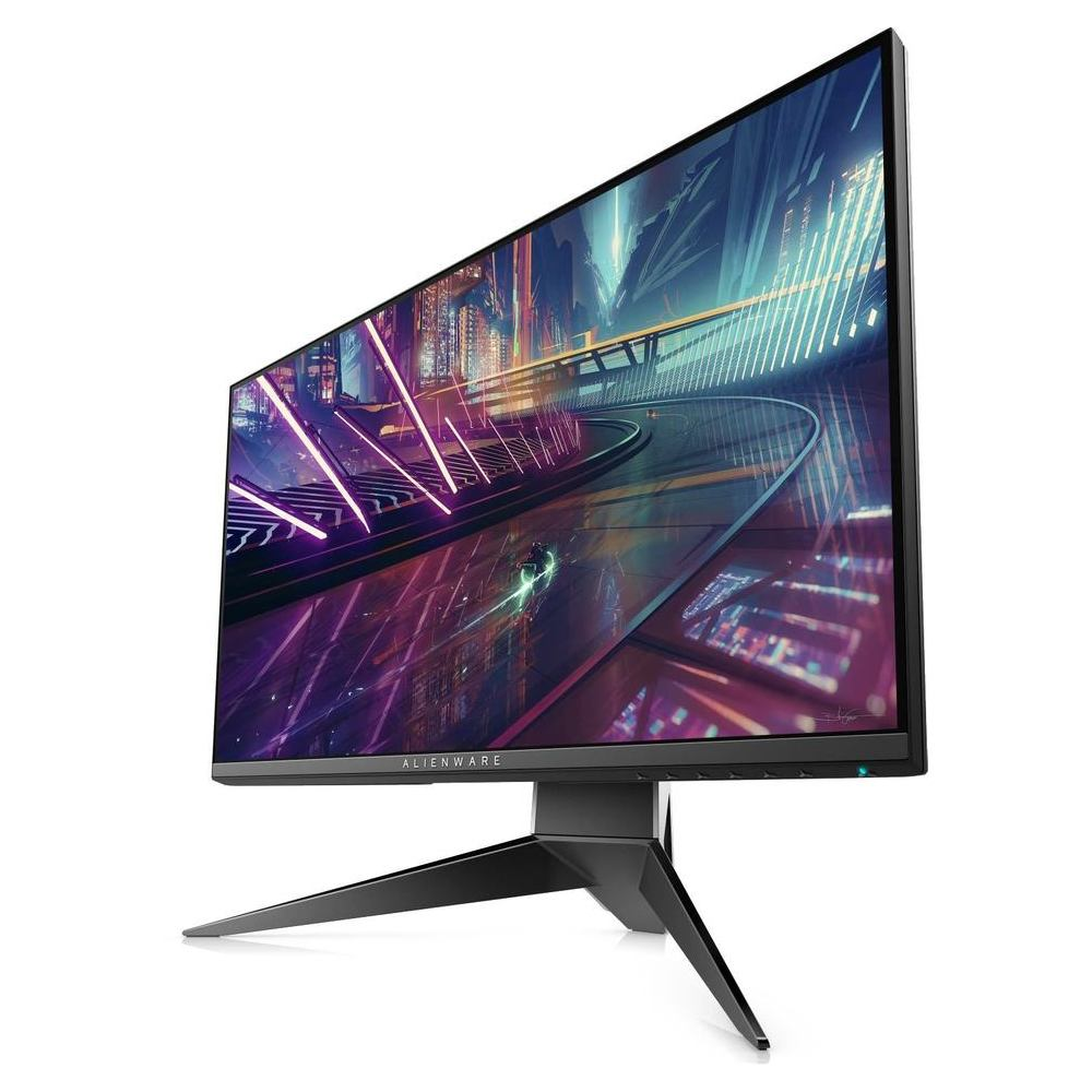 First slide photo of DELL MONITOR ALIENWARE AW2518H 25'' , LED, OSD, HDMI, DisplayPort, Height Adjustable, 3YearsW, G-SYNC