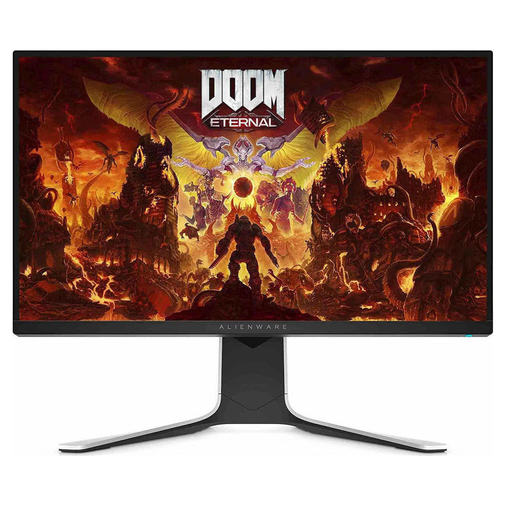 First slide photo of DELL MONITOR ALIENWARE AW2720HF 27'' FHD 1ms 240Hz IPS, HDMI, DP, Height Adjustable, 3YearsW, AMD Radeon FreeSync