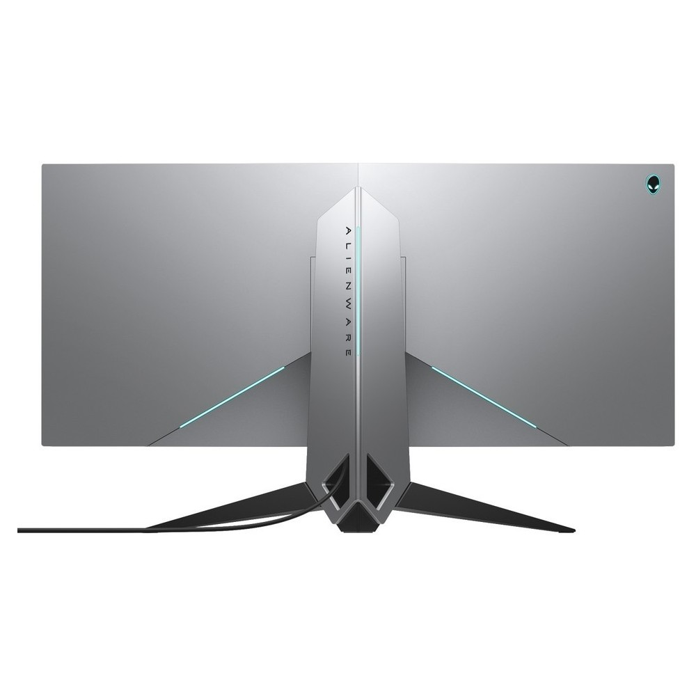First slide photo of DELL MONITOR ALIENWARE CURVED AW3418DW 34'' WQHD, LED, OSD, HDMI, DisplayPort, Height Adjustable, Swivel, Tilt, 3YearsW, NVIDIA G-Sync