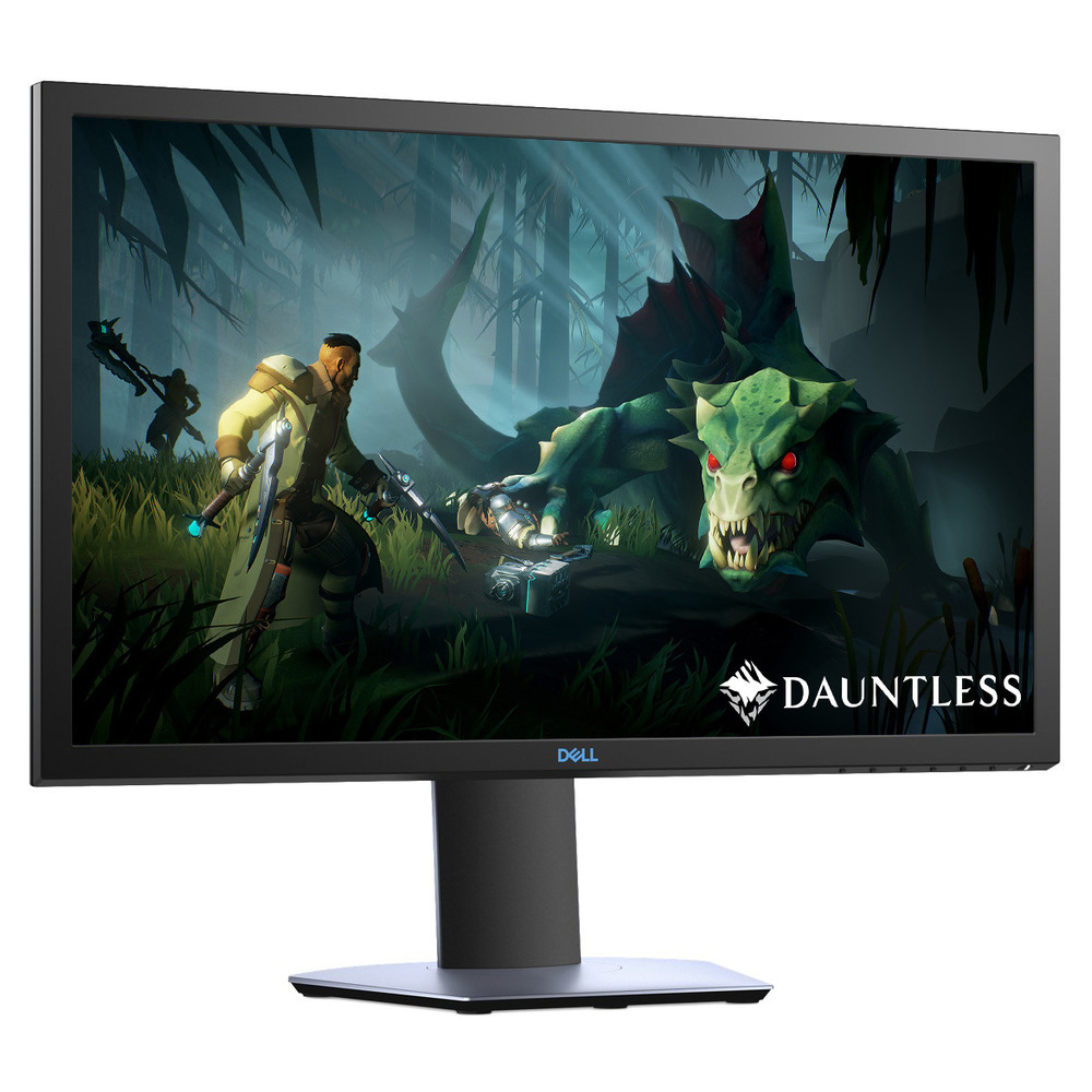 First slide photo of DELL Monitor S2419HGF 23.8'' Gaming LED, 1ms, FHD 144Hz, HDMI, Display Port, Height Adjustable, AMD FreeSync, 3YearsW
