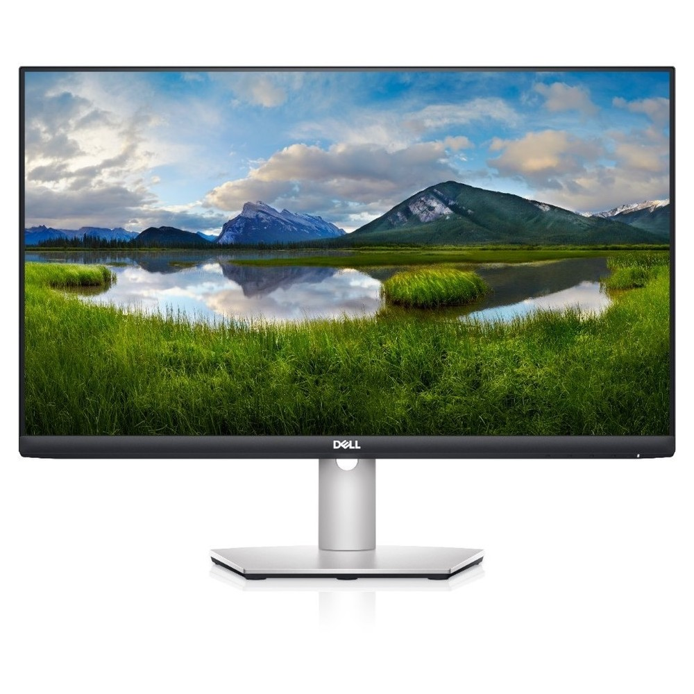 First slide photo of DELL Monitor S2721HS 27'' FHD IPS, HDMI, DisplayPort, Height Adjustment, AMD FreeSync, 3YearsW