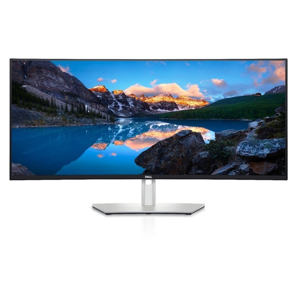 First slide photo of DELL Monitor U3821DW 38'' Curved Ultrasharp IPS,USB-C Hub, HDMI,DisplayPort,Height Adjustable,Speakers,3YearsW