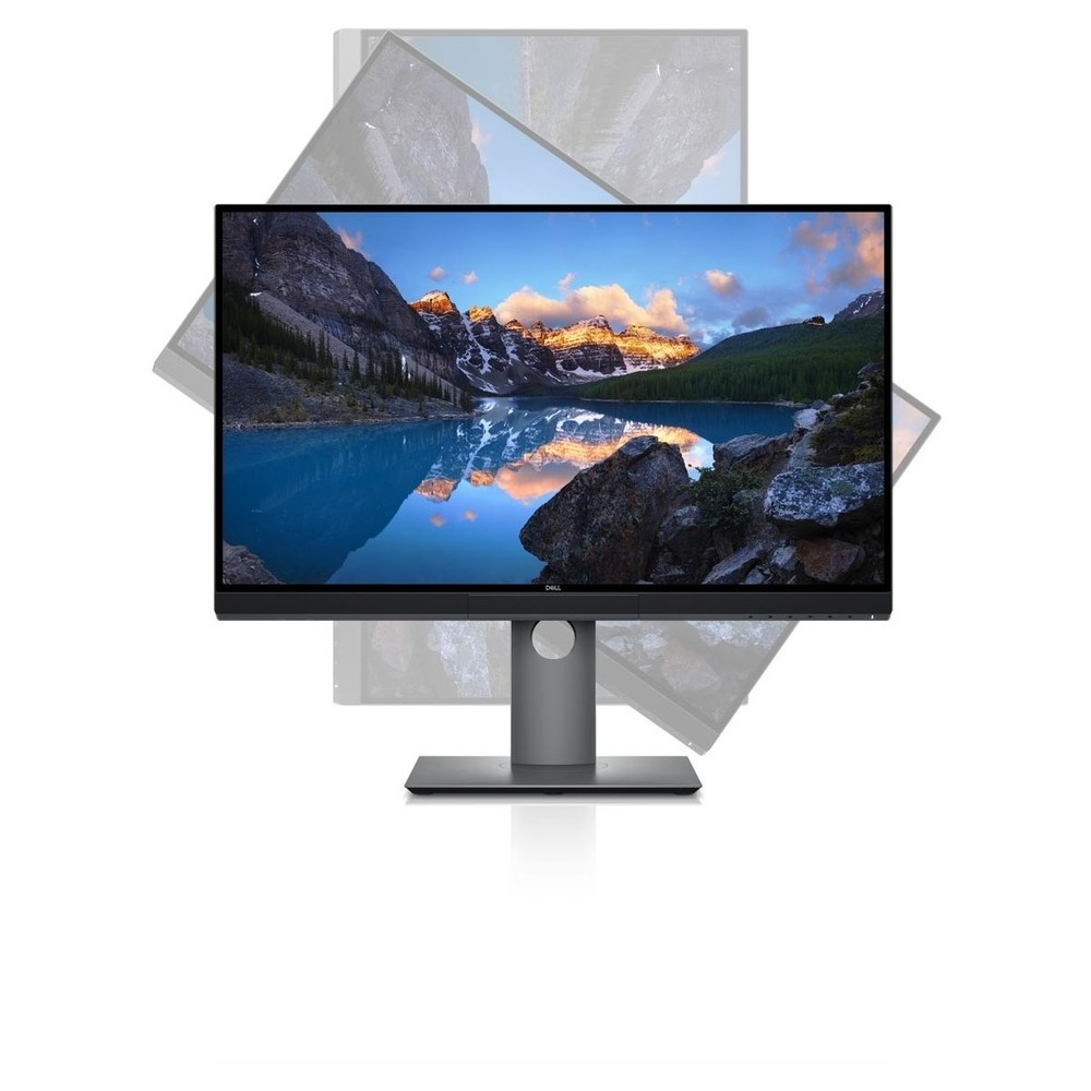 First slide photo of DELL Monitor UP2720Q 27'' Ultrasharp UHD IPS 4K, HDMI, DisplayPort, USB-C, Height Adjustable, 3YearsW