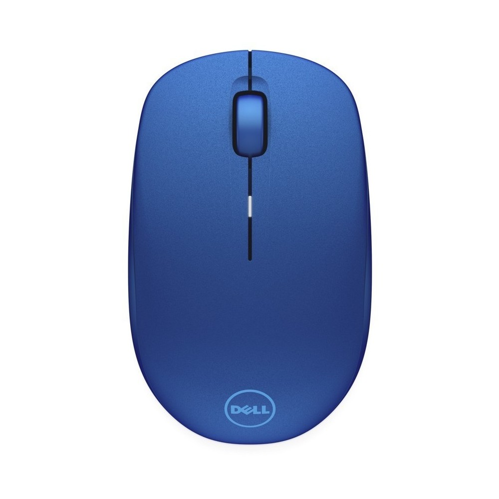 First slide photo of DELL Mouse Optical Wireless WM126, Blue