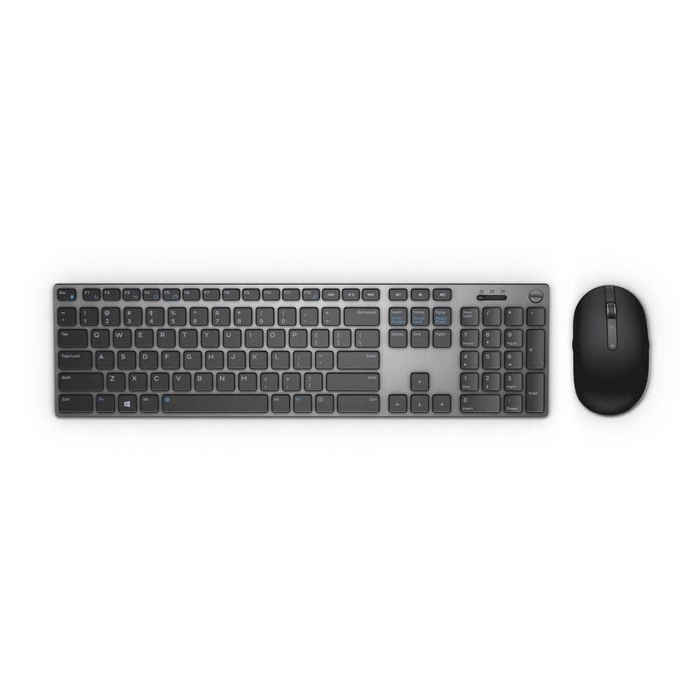 First slide photo of DELL Keyboard & Mouse KM717 US/Intrnational Wireless