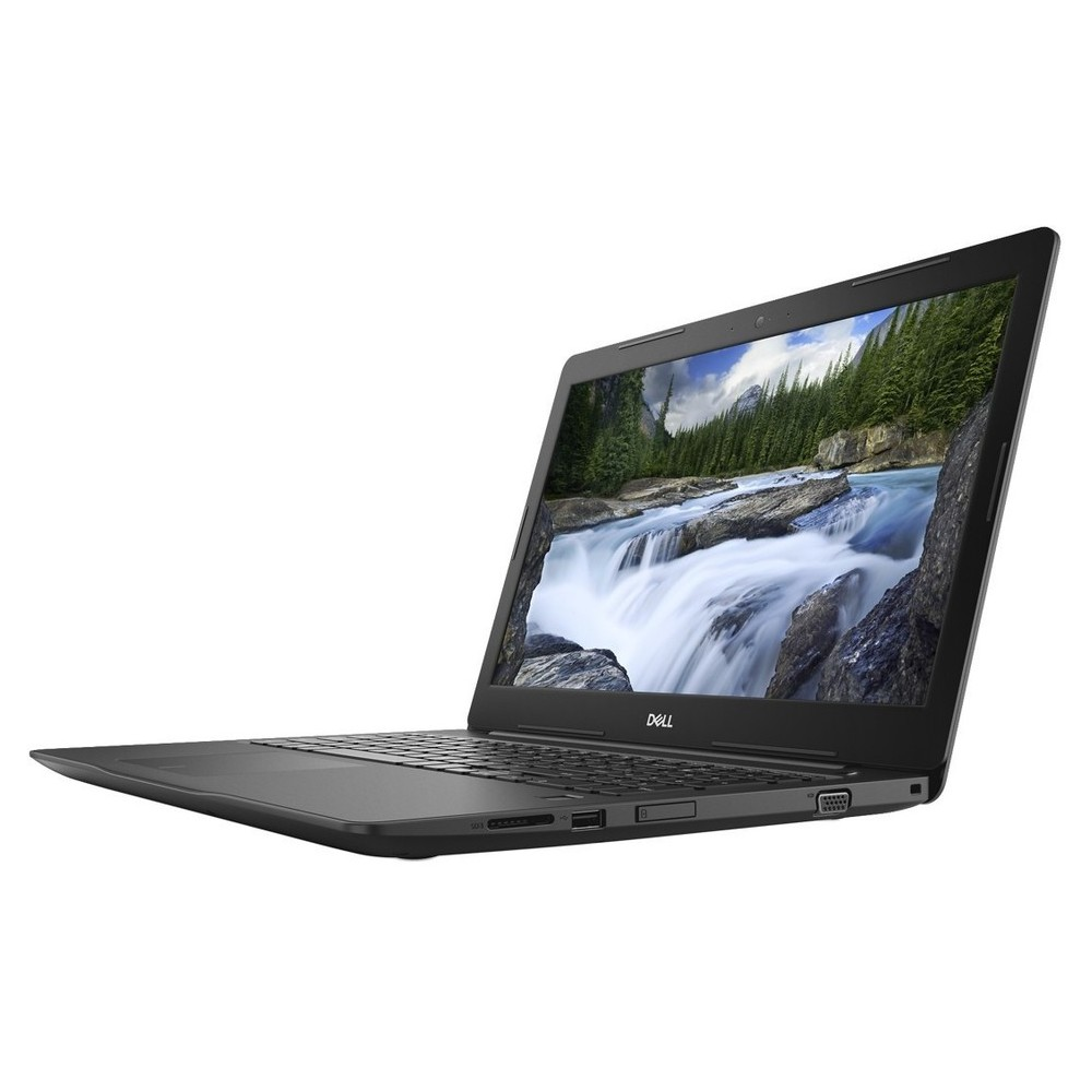First slide photo of DELL Laptop Latitude 3590 15,6'' FHD/i5-8250U/8GB/256GB SSD/UHD Graphics 620/Win 10 Pro/3Y NBD/Black