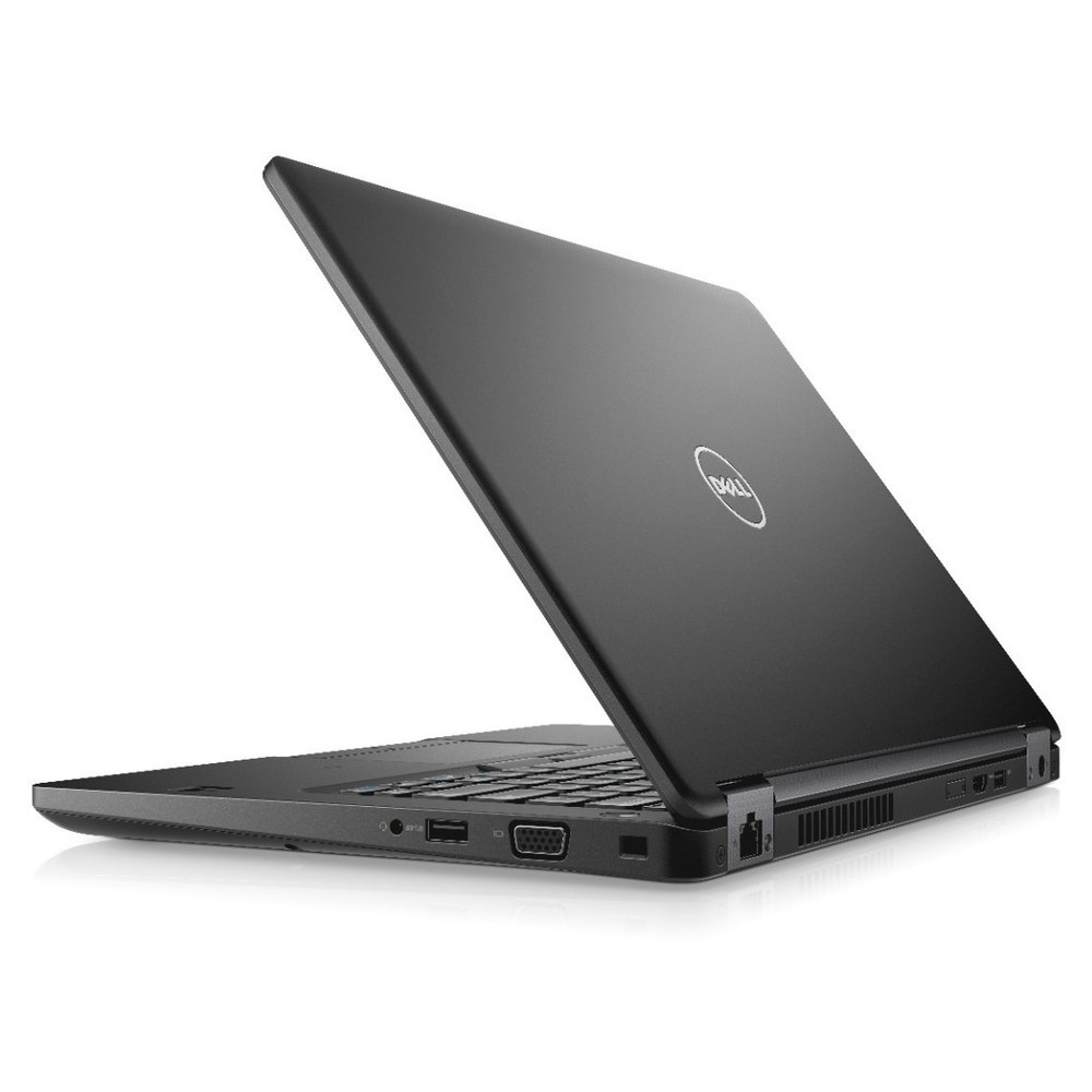 First slide photo of DELL Laptop Latitude 5480 14'' HD/i5-7200U/4GB/500GB HDD/HD Graphics 620/Win 10 Pro/3Y NBD/Black