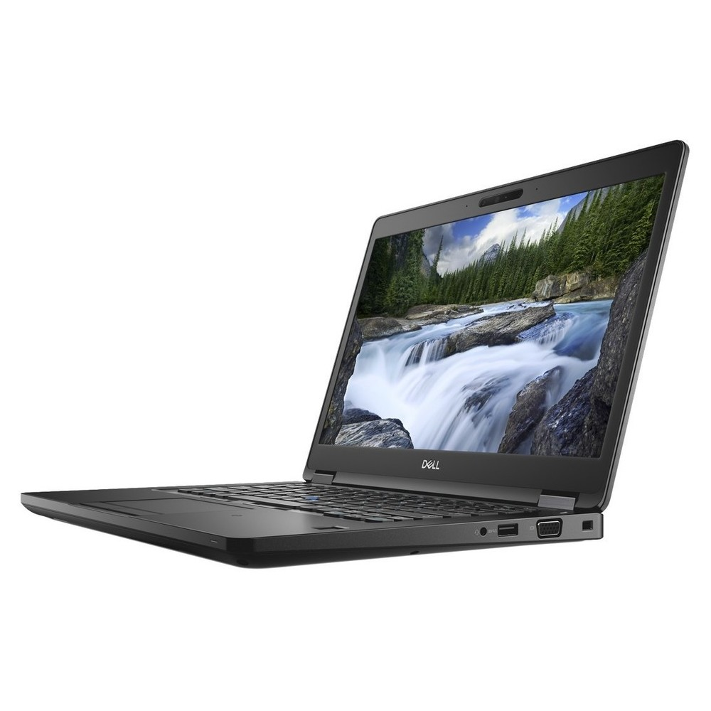 First slide photo of DELL Laptop Latitude 5491 14,0'' FHD/i7-8850H/16GB/512GB SSD/Intel UHD 630/Win 10 Pro/3Y NBD/Black