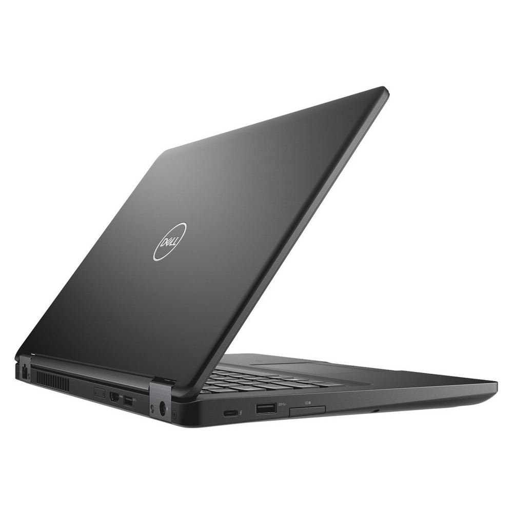 First slide photo of DELL Laptop Latitude 5490 14'' FHD/i5-8250U/8GB/256GB SSD/UHD Graphics 620/Win 10 Pro/3Y NBD/Black