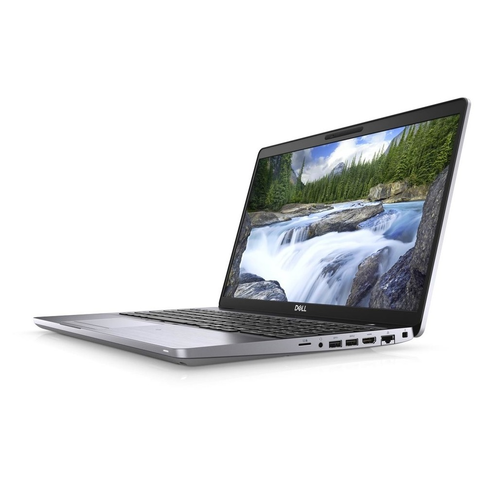 First slide photo of DELL Laptop Latitude 5510 15.6'' FHD/i5-10310U/8GB/256GB SSD/UHD Graphics 620/Win 10 Pro/3Y NBD/Titan Grey