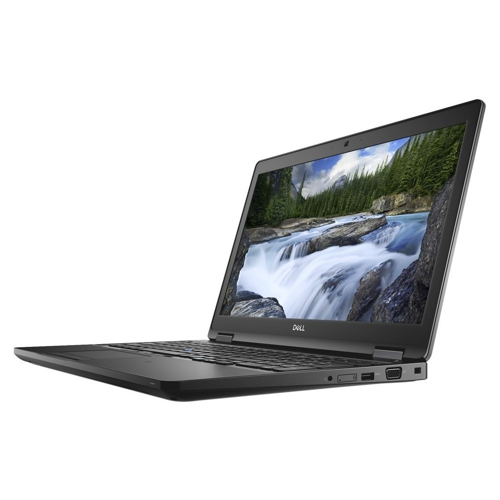 First slide photo of DELL Laptop Latitude 5590 15,6'' FHD/i7-8650U/8GB/256GB SSD/UHD Graphics 620/Win 10 Pro/3Y NBD/Black
