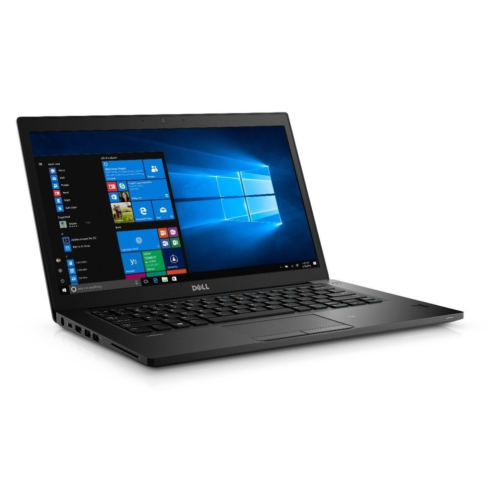 First slide photo of DELL Laptop Latitude 7480 14'' FHD/i7-7600U/8GB/512GB SSD/HD Graphics 620/Win 10 Pro/3Y NBD/Black