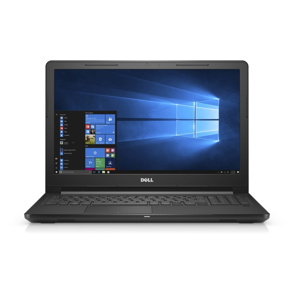 First slide photo of DELL Laptop Vostro 3578 15,6'' FHD/i7-8550U/8GB/256GB SSD/Radeon R5 M520 2GB/DVD-RW/Win 10 Pro/3Y NBD/Black