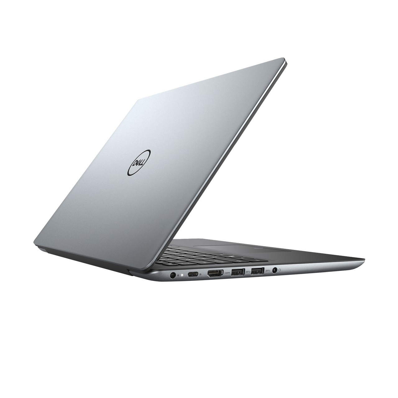 First slide photo of DELL Laptop Vostro 5481 14'' FHD/i7-8565U/8GB/256GB SSD/GeForce MX 130 2GB/Win 10 Pro/3Y NBD/Silver