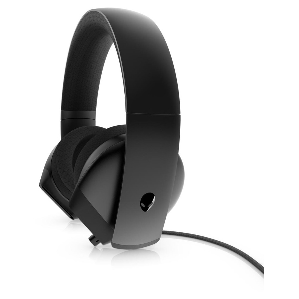 First slide photo of DELL Alienware Stereo Headset Gaming - AW310H - Dark Side of the Moon