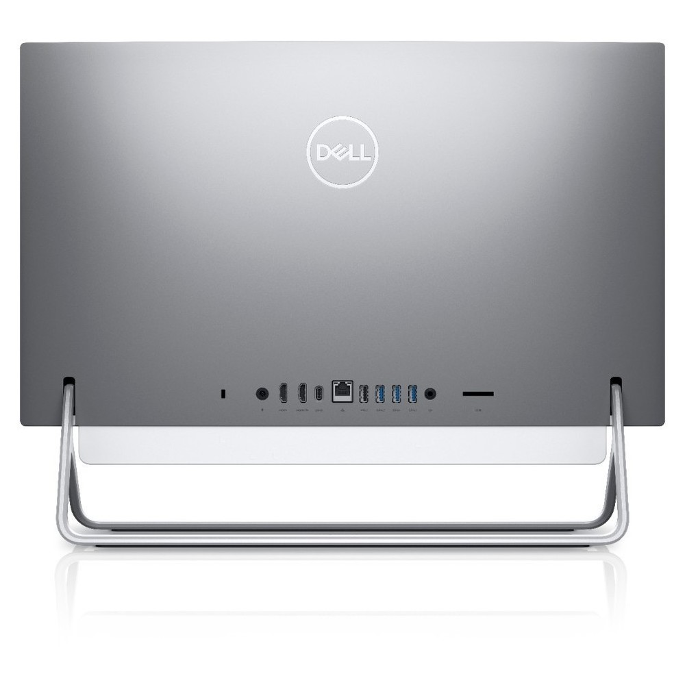 First slide photo of DELL All In One PC Inspiron 5490 23.8'' FHD/i5-10210U/8GB/256GB SSD + 1TB HDD/GeForce MX110 2GB/Win 10/2Y NBD/Vessel Stand/Silver-White