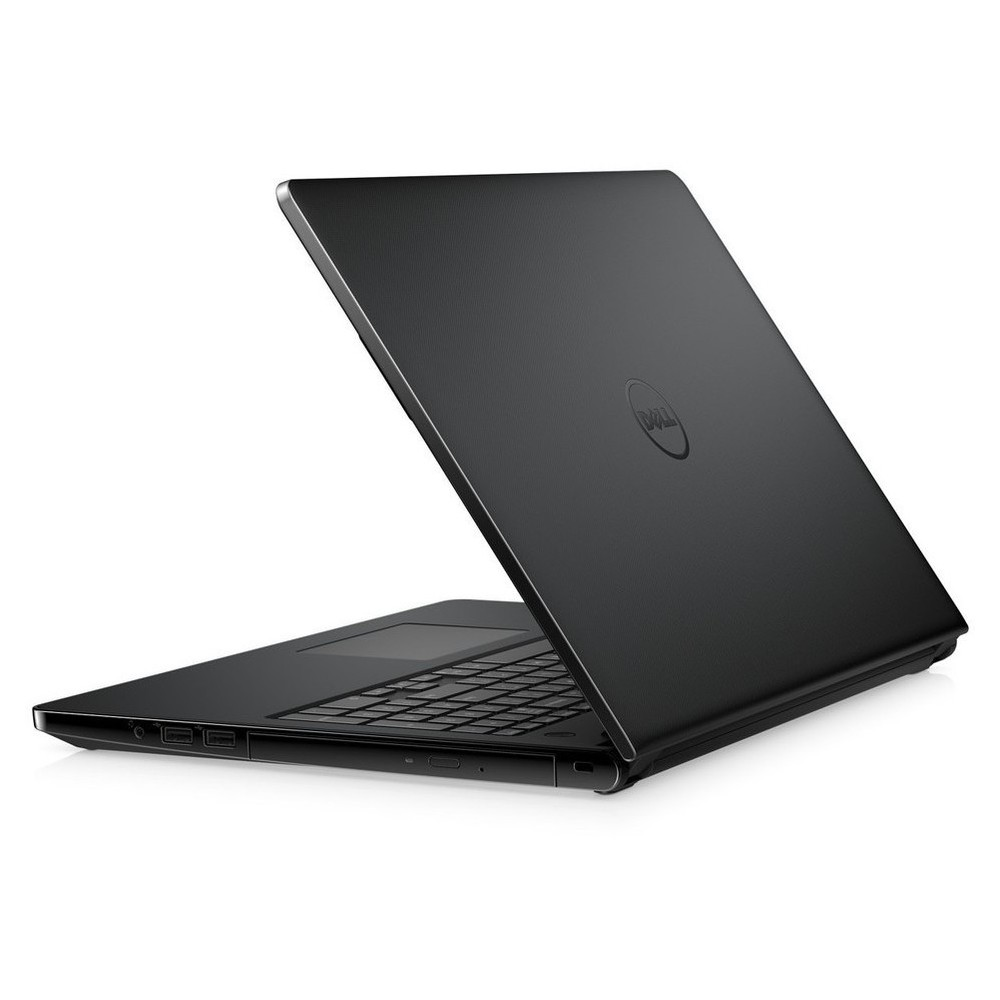 First slide photo of DELL Laptop Inspiron 3552 15,6'' HD/Celeron N3060/4GB/500GB HDD/HD Graphics/DVD-RW/Win 10/1Y NBD/Black