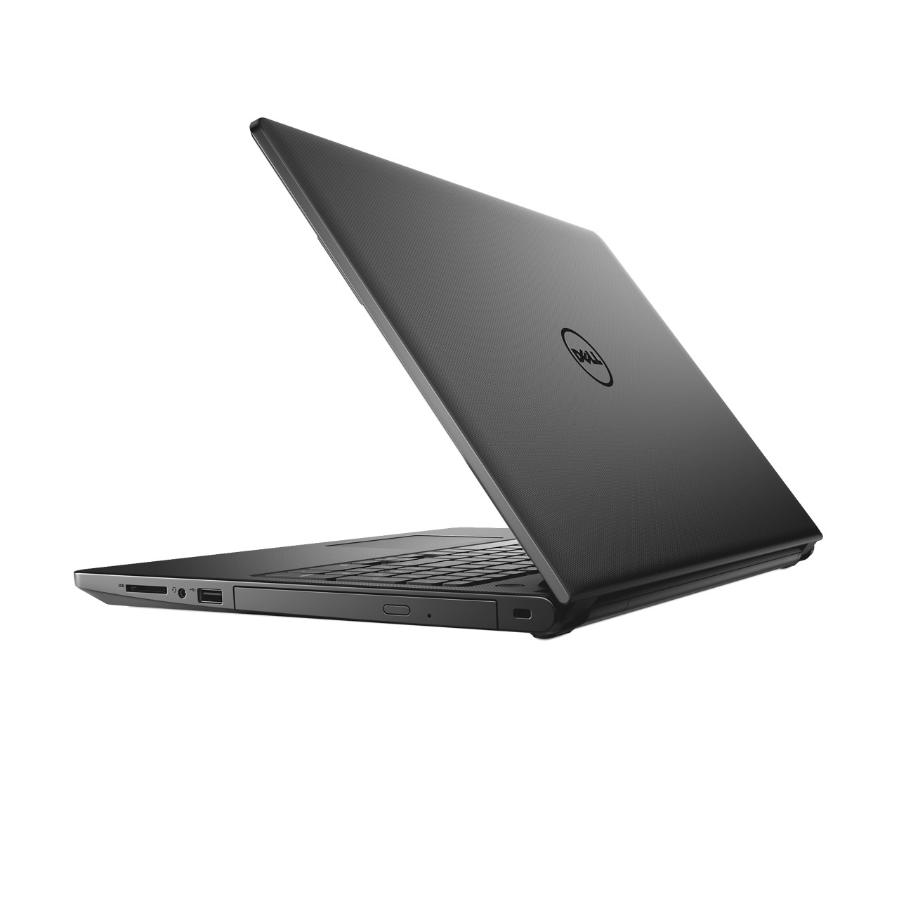 First slide photo of DELL Laptop Inspiron 3573 15,6'' HD/Celeron N4000/4GB/500GB HDD/UHD Graphics 600/DVD-RW/Win 10/1Y NBD/Black