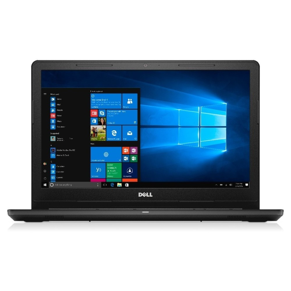 First slide photo of DELL Laptop Inspiron 3576 15,6'' FHD/i5-8250U/8GB/256GB SSD/Radeon AMD 520 2GB/DVD-RW/Win 10/1Y NBD/Black