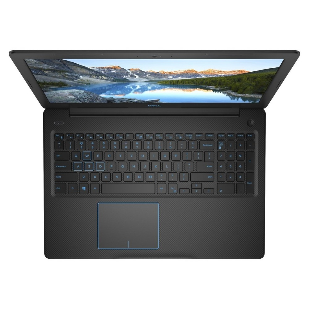 First slide photo of DELL Laptop G3 3579 Gaming 15,6'' FHD/i5-8300H/8GB/128GB SSD + 1TB HDD/GeForce GTX 1050Ti 4GB/Win 10/1Y PRM/Black