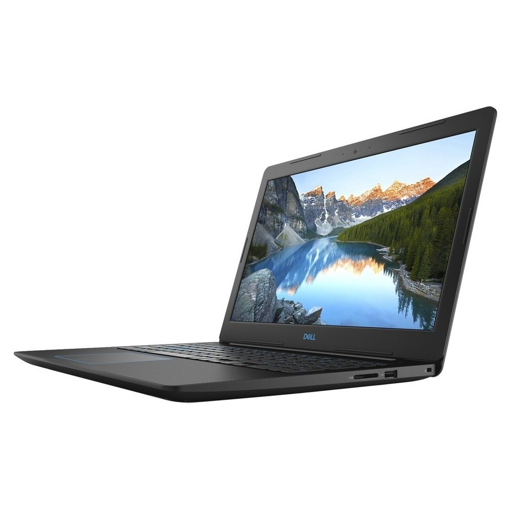 First slide photo of DELL Laptop G3 3579 Gaming 15.6'' FHD IPS/i7-8750H/16GB/256GB SSD + 1TB HDD/GeForce GTX 1050Ti 4GB/Win 10/1Y PRM/Black