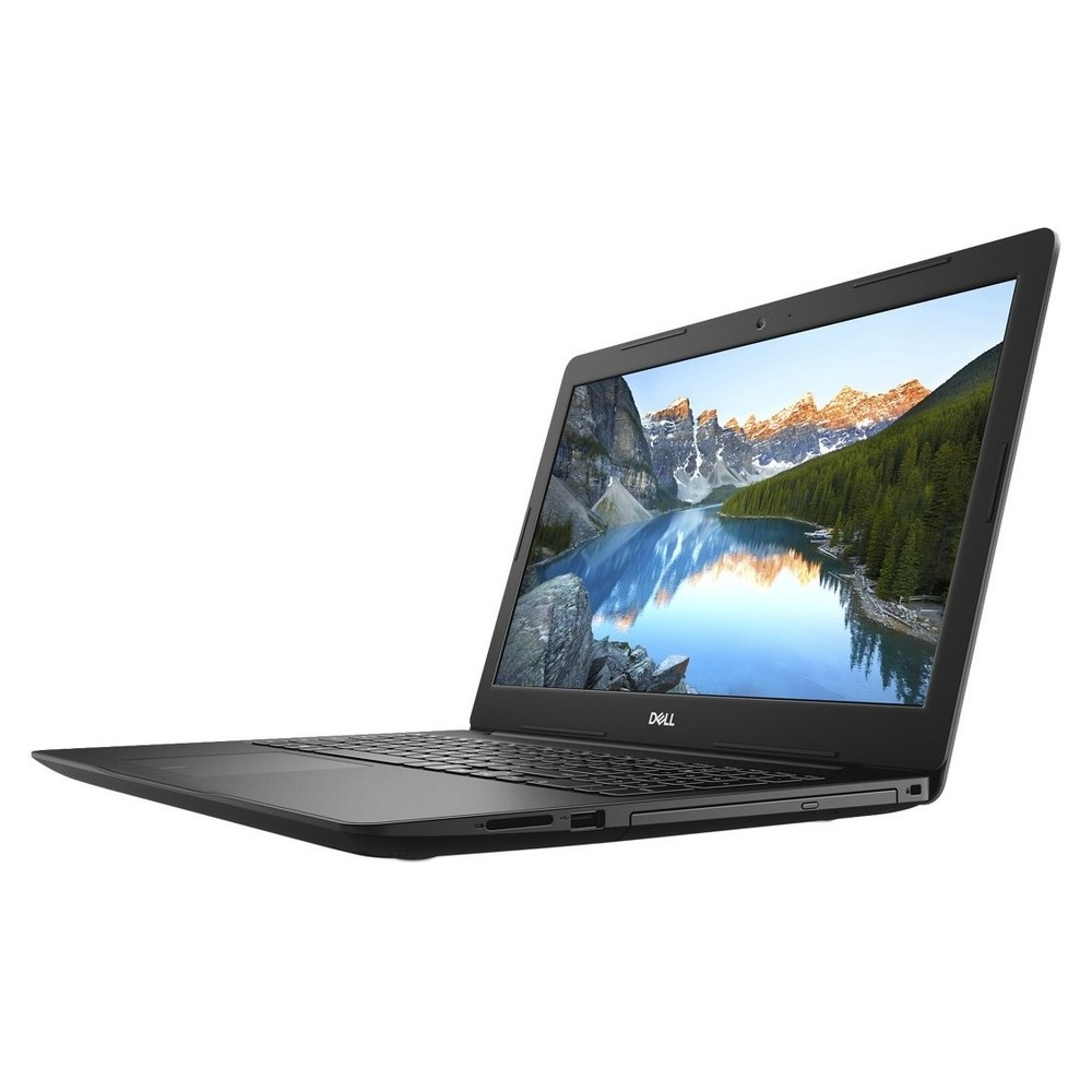 First slide photo of DELL Laptop Inspiron 3580 15.6'' FHD/i5-8265U/8GB/256GB SSD/Radeon 520 2GB/DVD-RW/Win 10/1Y NBD/Black