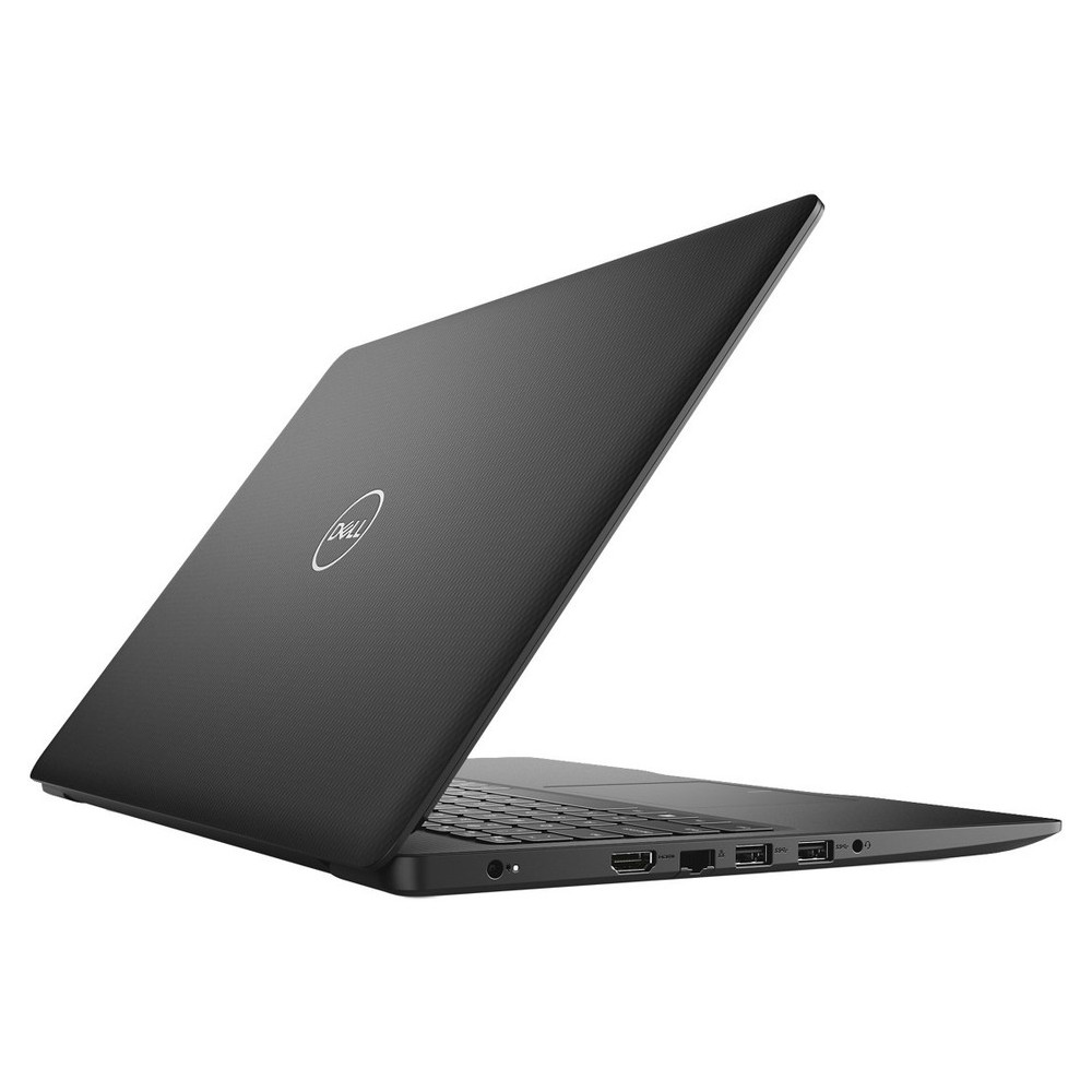 Third slide photo of DELL Laptop Inspiron 3580 15.6'' FHD/i5-8265U/8GB/256GB SSD/Radeon 520 2GB/DVD-RW/Win 10/1Y NBD/Black