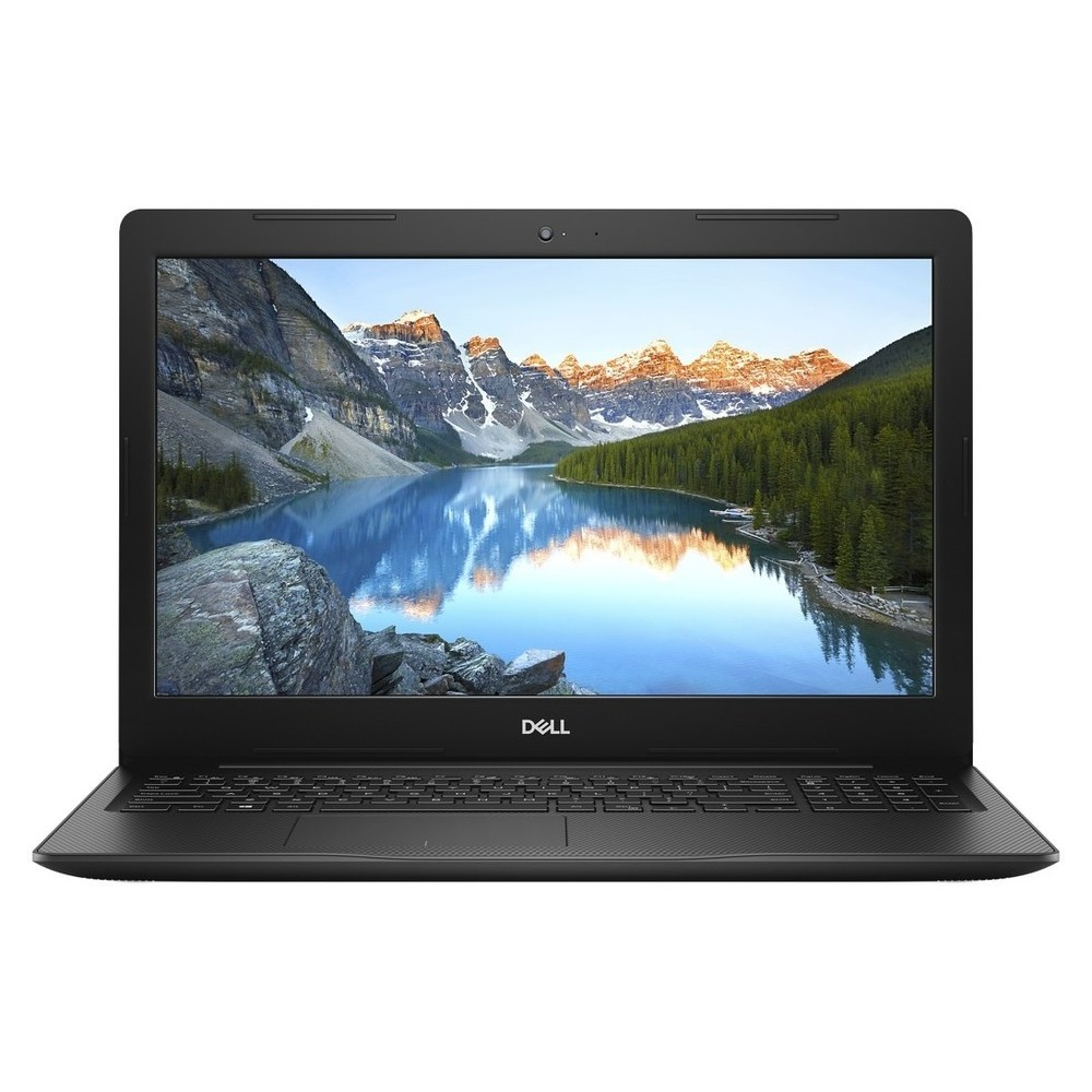 First slide photo of DELL Laptop Inspiron 3582 15.6'' HD/Pentium-N5000/4GB/128GB SSD/Intel UHD Graphics 605/DVD-RW/Win 10/1Y NBD/Black