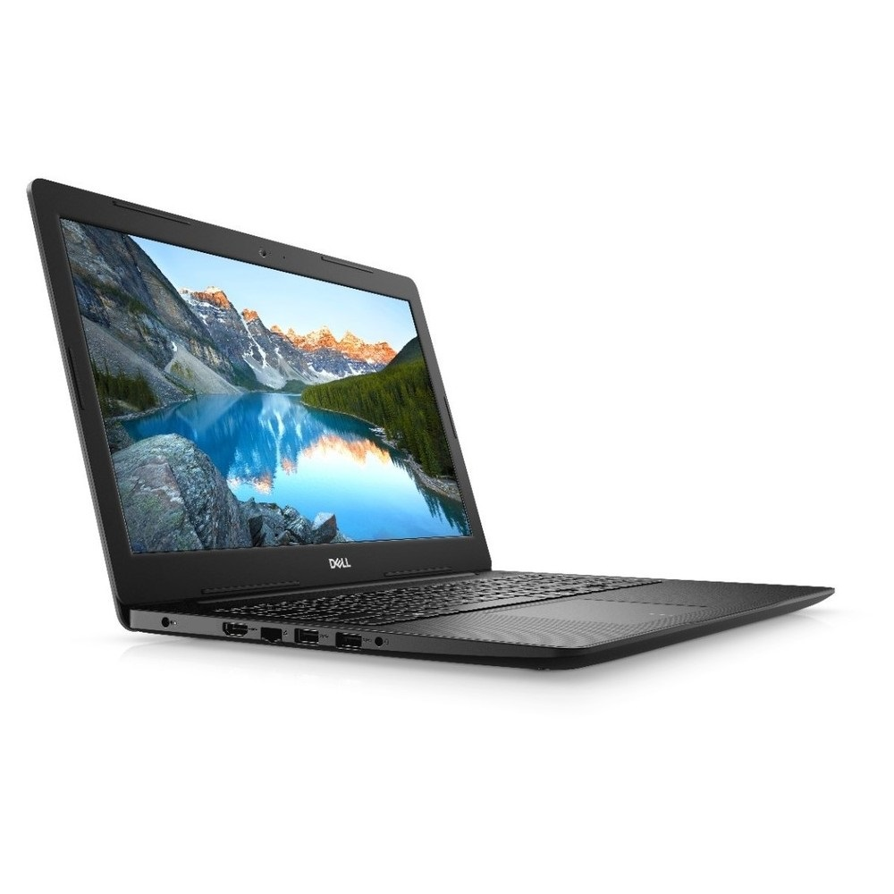 First slide photo of DELL Laptop Inspiron 3593 15.6'' FHD/i3-1005G1/8GB/256GB SSD/UHD Graphics/Win 10/1Y NBD/Black