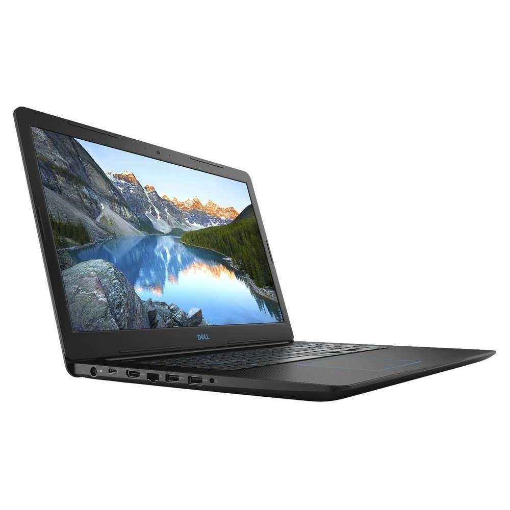 First slide photo of DELL Laptop G3 3779 Gaming 17,3'' FHD/i5-8300H/8GB/16GB Optane SSD+1T HDD/GeForce GTX 1050 4GB/Win 10/1Y PRM/Black