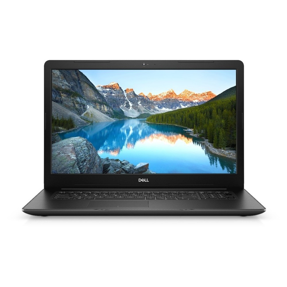 First slide photo of DELL Laptop Inspiron 3793 17.3'' FHD/i5-1035G1/8GB/256GB SSD/GeForce MX230 2GB/DVD-RW/Win 10 Pro/1Y NBD/Black