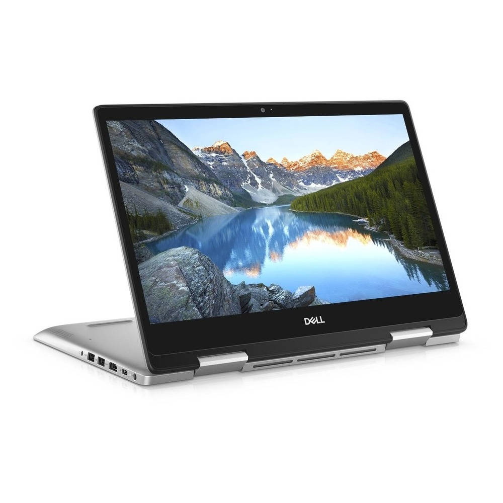 First slide photo of DELL Laptop Inspiron 5491 2in1 14.0'' FHD IPS Touch/i5-10210U/8GB/512GB SSD/UHD Graphics/Win 10 Pro/1Y PRM/Platinum Silver