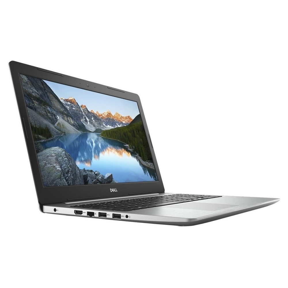 First slide photo of DELL Laptop Inspiron 5570 15,6'' FHD/i7-8550U/16GB/256GB SSD/Radeon 530 4GB/DVD-RW/Win 10/1Y PRM NBD/Silver