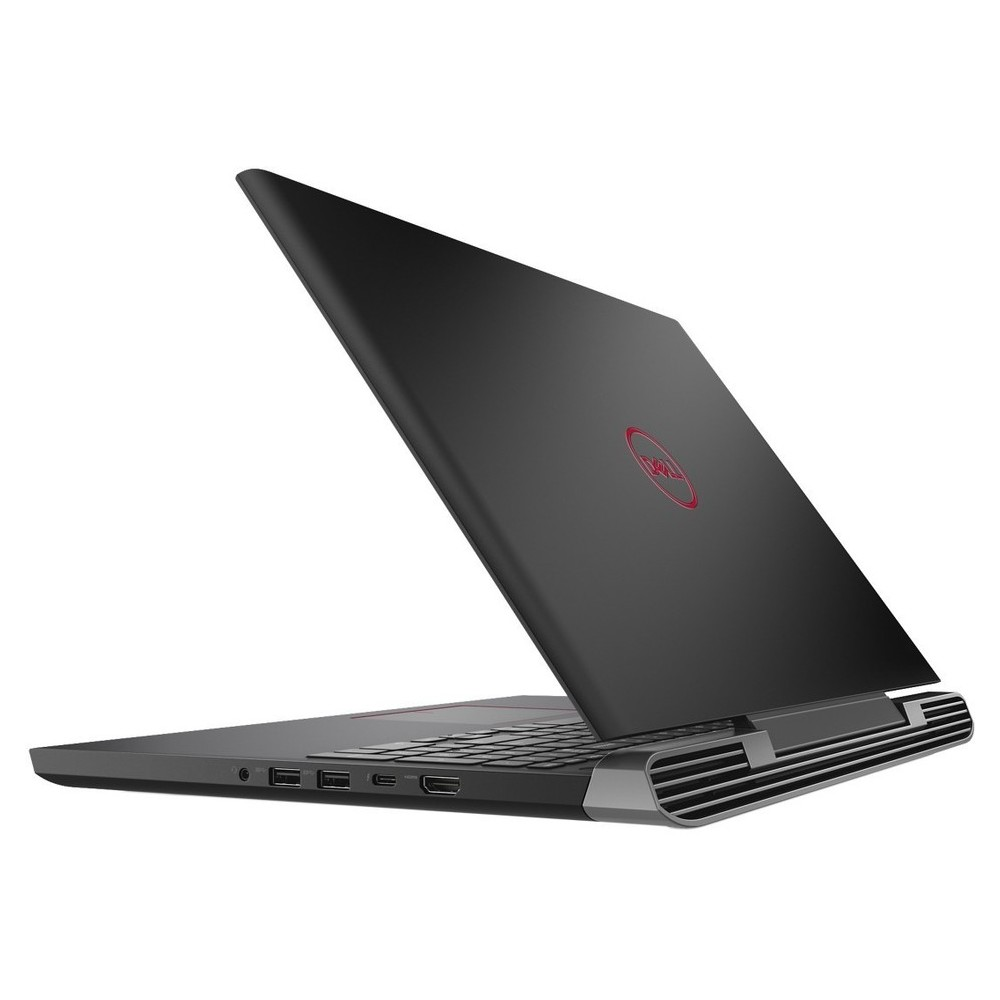 First slide photo of DELL Laptop G5 5587 Gaming 15,6'' UHD/i7-8750H/16GB/512GB SSD + 1TB/GeForce GTX 1060 6GB/Win 10/1Y PRM/Matte Black