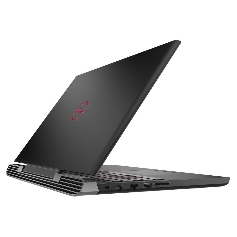 First slide photo of DELL Laptop Inspiron 7577 Gaming 15,6'' UHD/i7-7700HQ/16GB/512GB SSD + 1TB HDD/GeForce GTX 1060 6GB/Win 10/2Y NBD/Black
