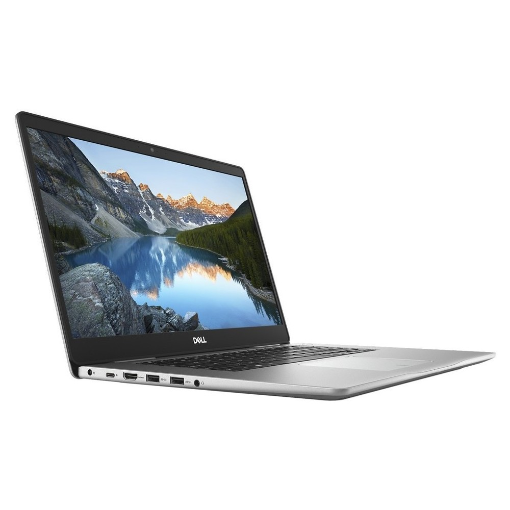 First slide photo of DELL Laptop Inspiron 7580 15,6'' FHD/i5-8265U/8GB/128GB SSD+1TB HDD/GeForce MX150 2GB/Win 10 Pro/2Y NBD/Silver