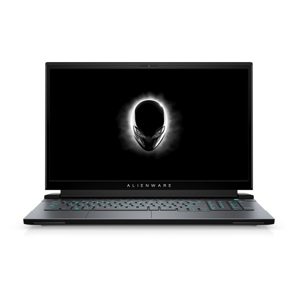 First slide photo of DELL Laptop Alienware m17 R3 17.3'' FHD/i7-10750H/16GB/512GB SSD/GeForce RTX 2070 Super 8GB/Win 10 Pro/2Y PRM NBD/Dark Side of the Moon