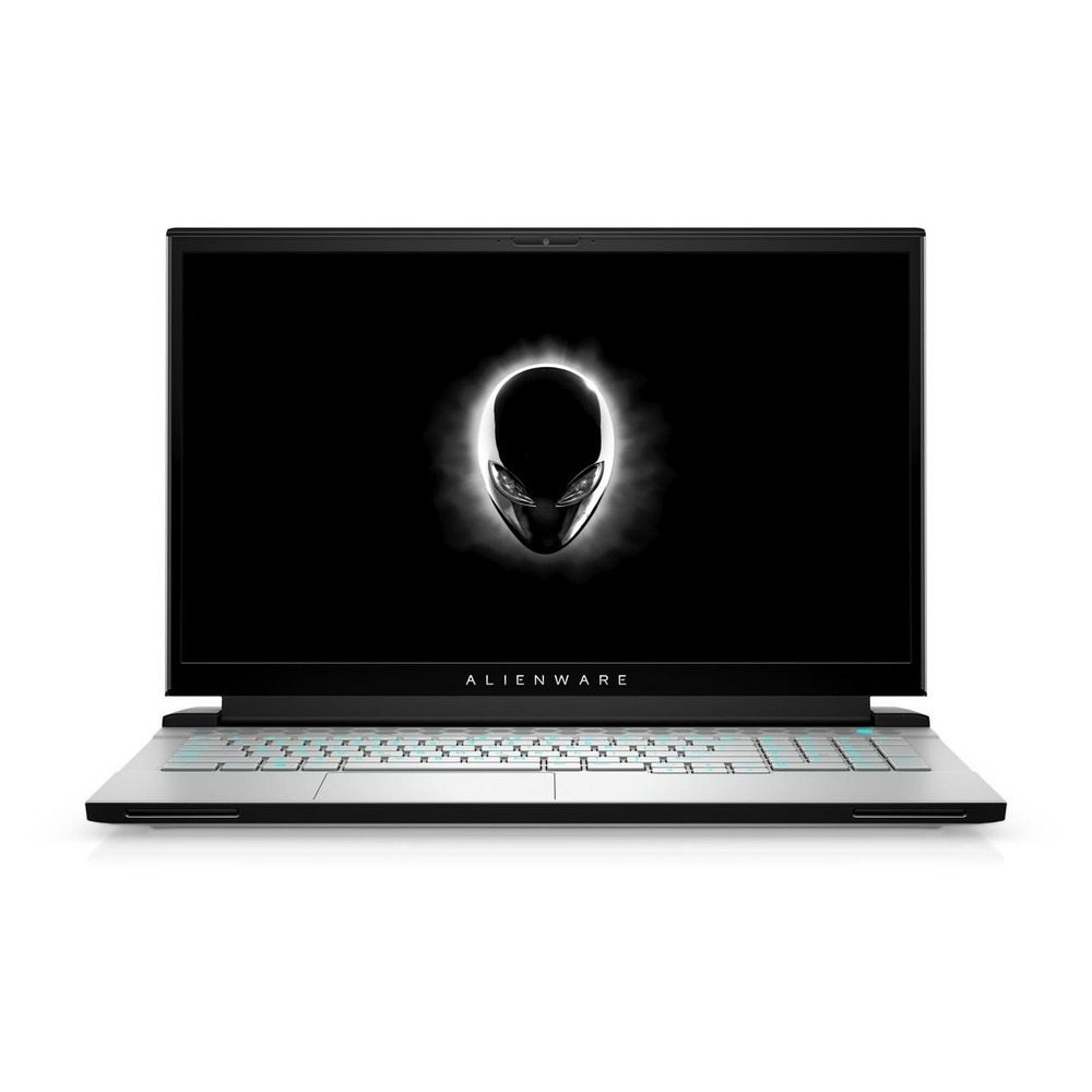 First slide photo of DELL Laptop Alienware m17 R3 17.3'' FHD/i7-10750H/32GB/2x 1TB SSD + 512GB SSD/GeForce RTX 2080 Super 8GB/Win 10 Pro/2Y PRM NBD/Lunar Light