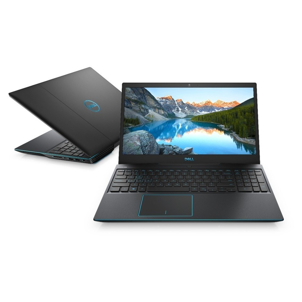 First slide photo of DELL Laptop G3 3500 Gaming 15.6'' FHD/i7-10750H/16GB/1TB SSD/GeForce RTX 2060 6GB/Win 10/1Y PRM/Eclipse Black