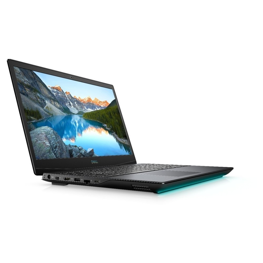 First slide photo of DELL Laptop G5 5500 Gaming 15.6'' FHD/i7-10750H/16GB/1TB SSD/GeForce RTX 2060 6GB/Win 10/1Y PRM/Black Palmrest