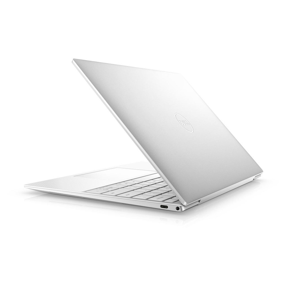 First slide photo of DELL Laptop XPS 13 9300 13.4'' FHD+/i7-1065G7/16GB/1TB SSD/Iris Plus Graphics/Win 10 Pro/2Y PRM/Platinum Silver-Arctic White