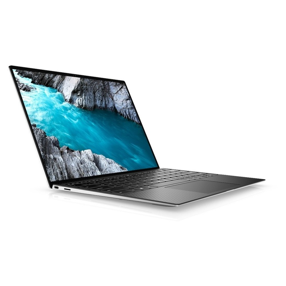 First slide photo of DELL Laptop XPS 13 9310 13,4'' FHD+/i5-1135G7/8GB/512GB SSD/Iris Xe/Win 10PRO/2Y PRM/Silver